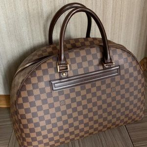 Louis Vuitton Nolita damier bag